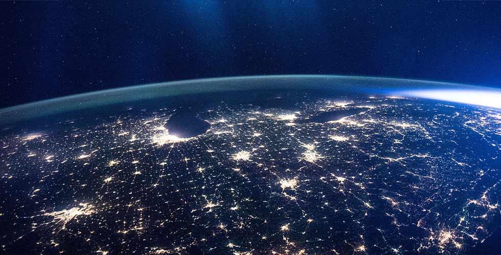 روشنایی دنیا