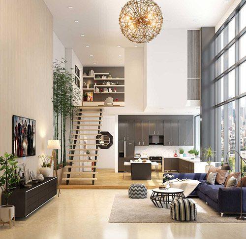 نورپردازی داخلی منزل
