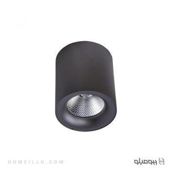 چراغ سقفی cob روکار 12 وات استوانه - هومیلو