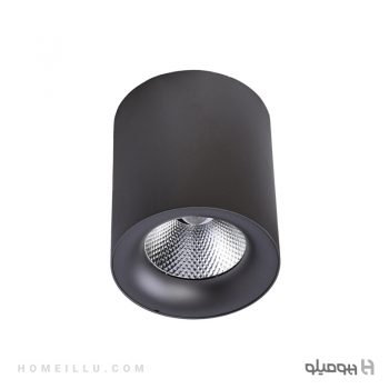 چراغ سقفی cob روکار 18 وات استوانه - هومیلو